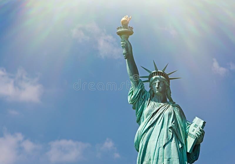 Imagen de la estatua de la libertad, Nueva York imagenes de archivo