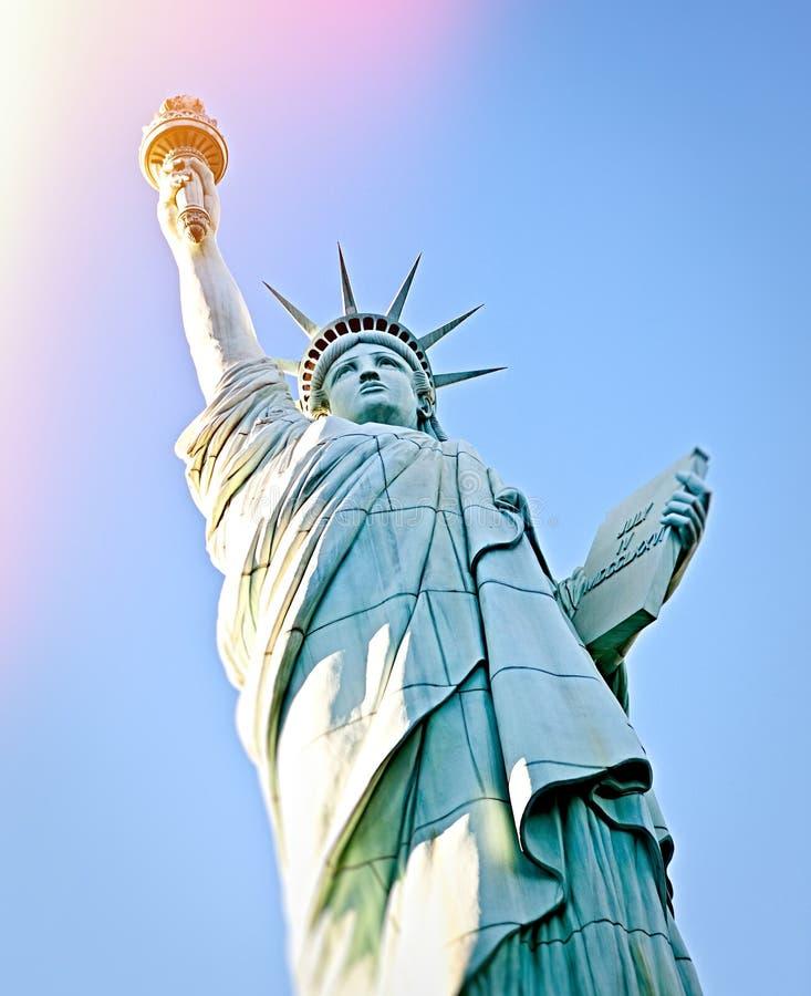 Imagen de la estatua de la libertad, Nueva York imágenes de archivo libres de regalías
