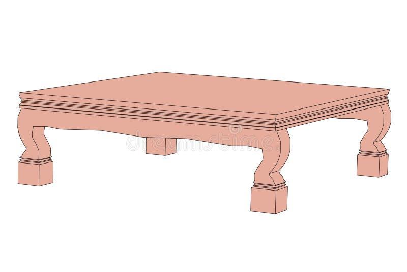 Imagen de la tabla japonesa libre illustration