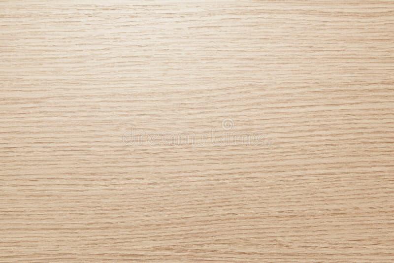 Imagen de la textura de madera del marrón ligero del roble Modelo de madera del fondo imágenes de archivo libres de regalías