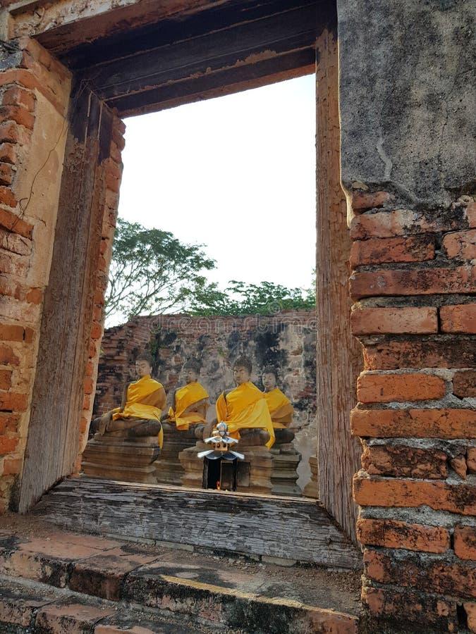 Imagen de la ventana del templo fotos de archivo