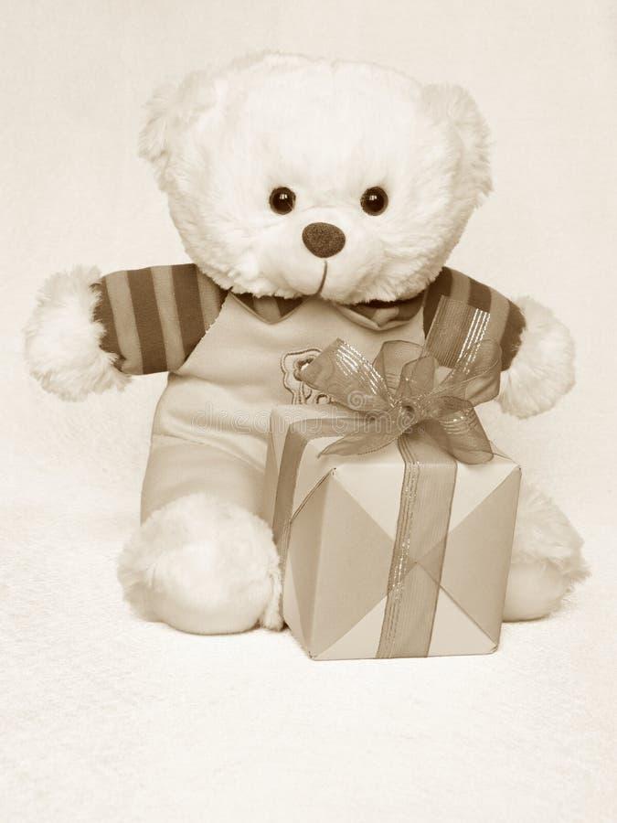 Imagen de Teddy Bear - foto común del día de madres imagen de archivo libre de regalías