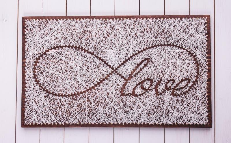 Imagen del arte de la secuencia del amor fotografía de archivo libre de regalías