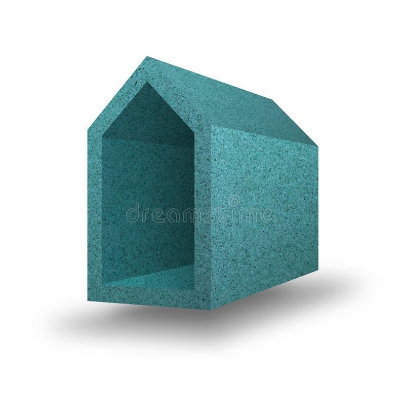 Imagen del concepto del rendimiento energético imagenes de archivo