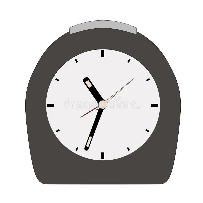 Imagen del despertador ilustración del vector