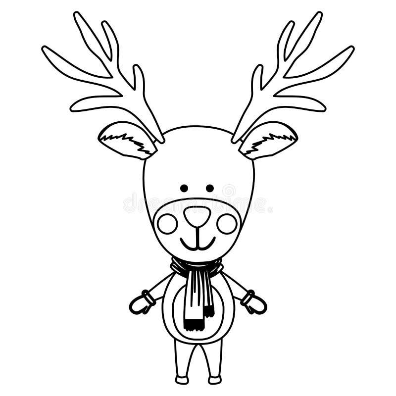 Imagen del icono de la Navidad libre illustration