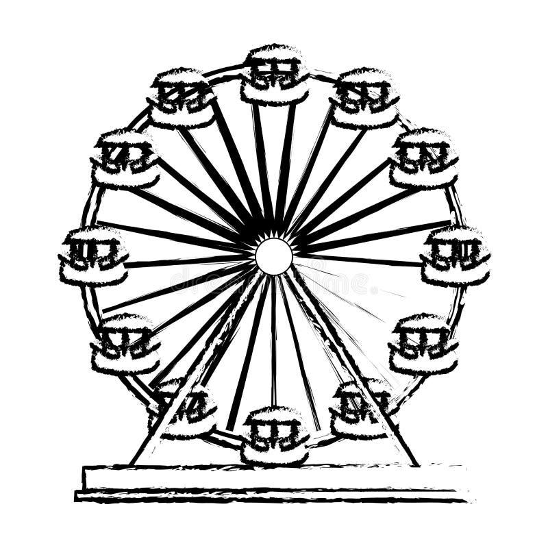 Imagen del icono del patio libre illustration