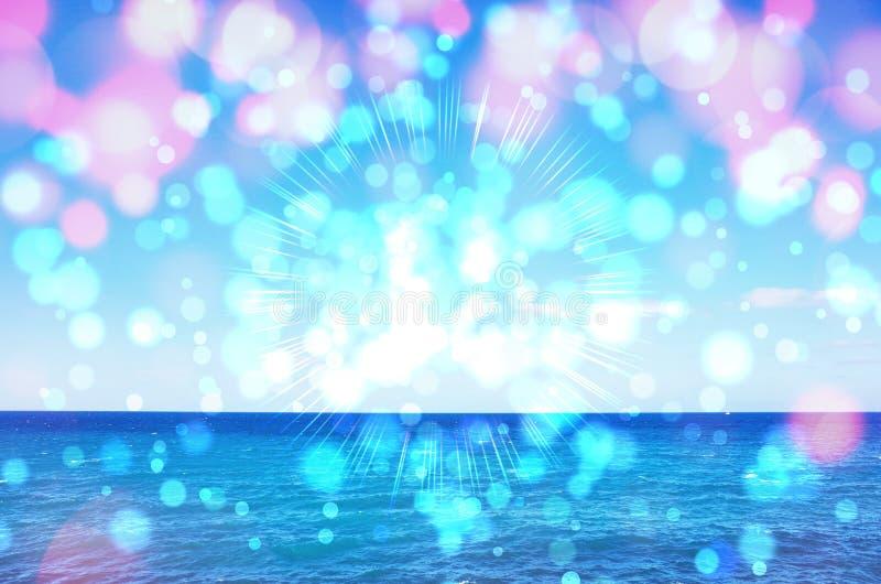 Imagen del mar del verano imagenes de archivo