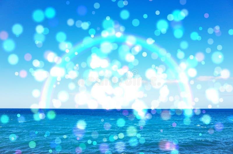 Imagen del mar del verano imagen de archivo libre de regalías