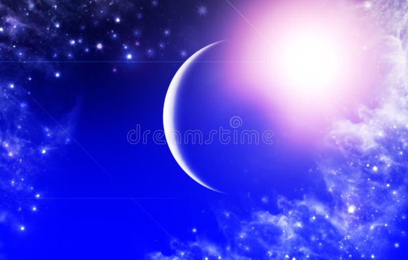Imagen del mes sagrado del Ramadán y de Eid al Fitr imagen de archivo