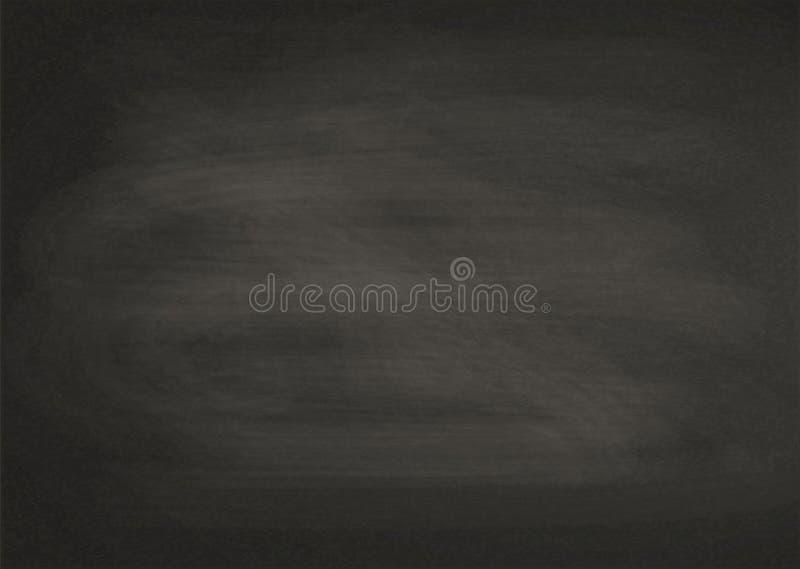Imagen del vector de la textura de la pizarra Enseñe el fondo de la pizarra stock de ilustración