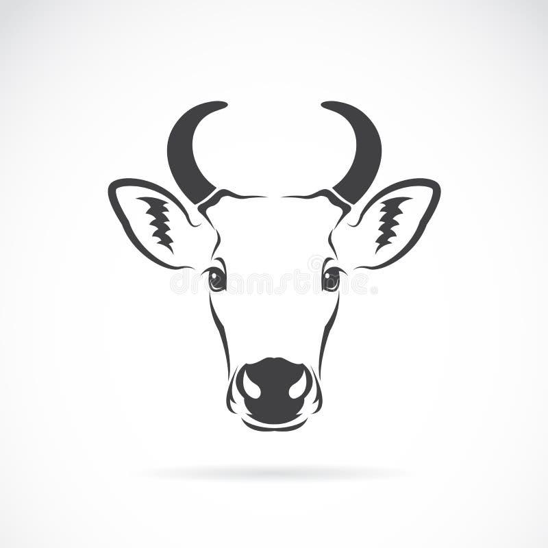 Download Imagen Del Vector De Una Cabeza De La Vaca Ilustración del Vector - Ilustración de lindo, diseño: 41914160