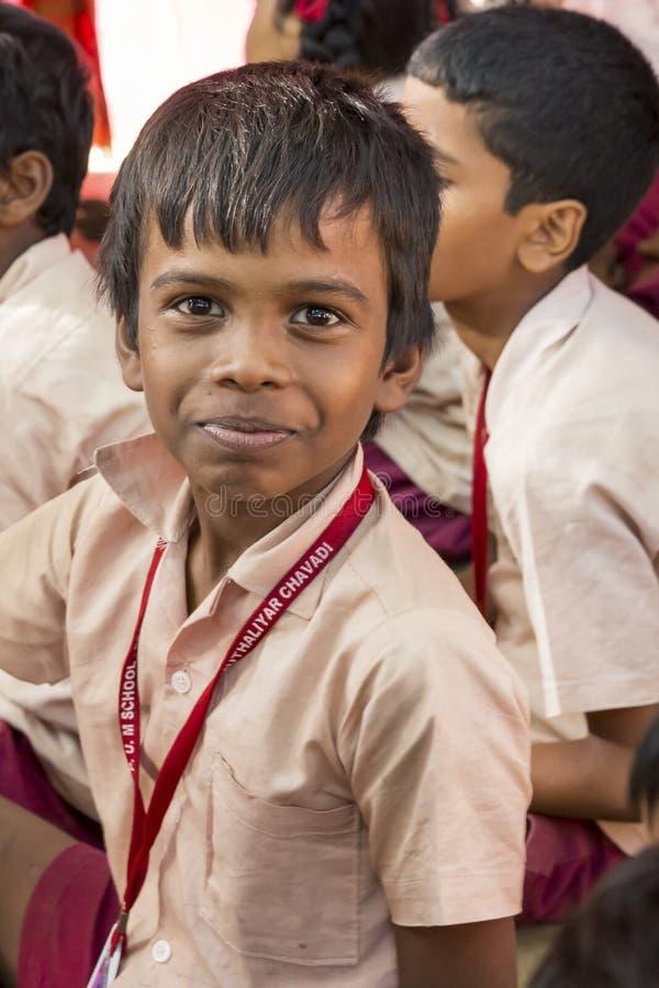 Imagen editorial documental Encuentro en la escuela del gobierno fotos de archivo
