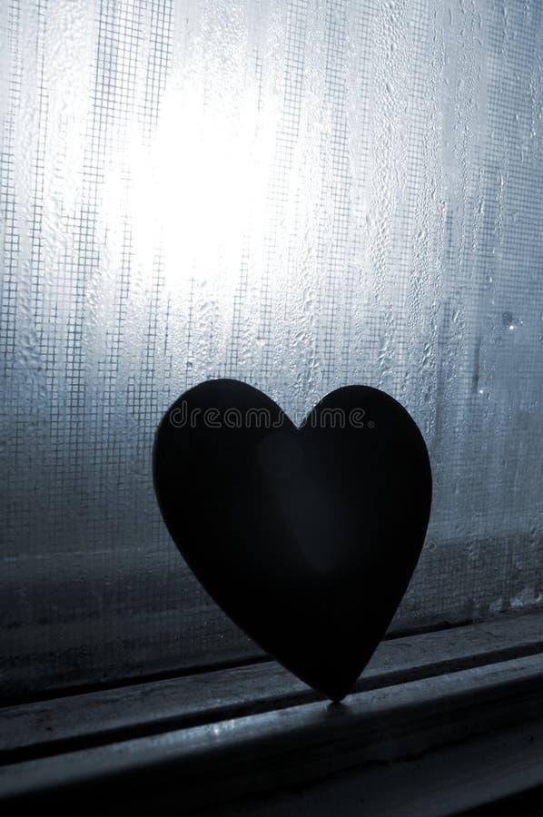 El amor es azul imágenes de archivo libres de regalías