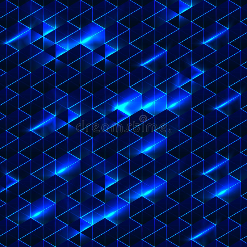 Imagen generada digital de la luz azul y de las rayas que for Bajar fondos de pantalla que se mueven