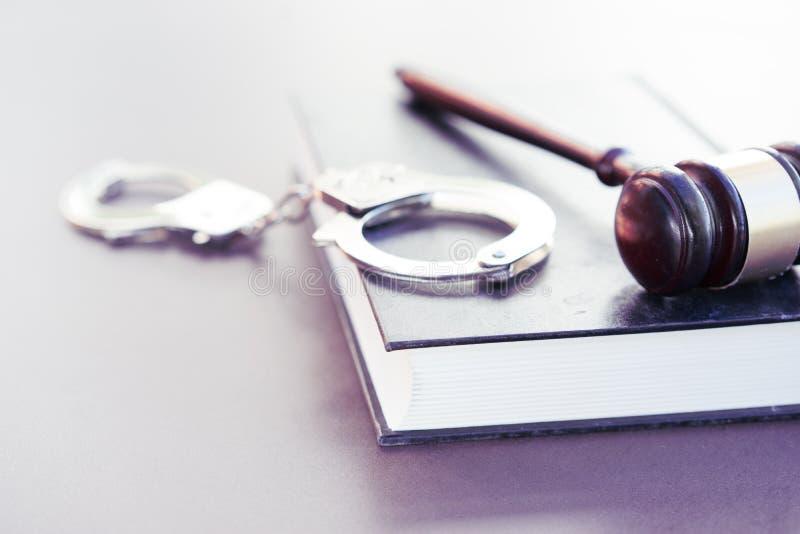 Imagen legal del concepto de la ley foto de archivo libre de regalías