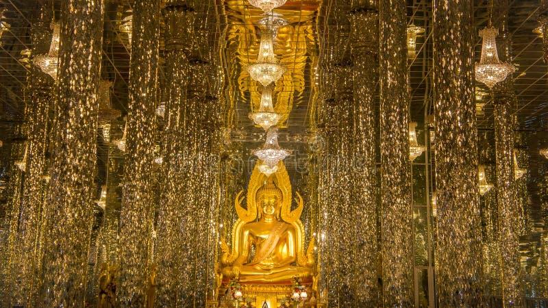 Imagen Tailandia Uthai Thani Wat Tha Sung de Buda fotografía de archivo libre de regalías