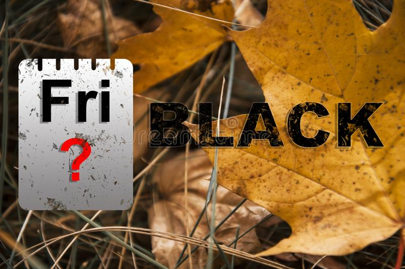 Imagens com texto sexta-feira preta grandes vendas de anúncio da solução fotos de stock