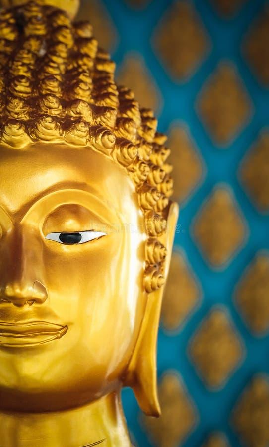 Imagens da Buda que s?o adoradas pelos budistas encontrados geralmente em templos em Tail?ndia foto de stock royalty free