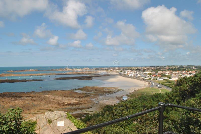 Imagens de Guernsey foto de stock