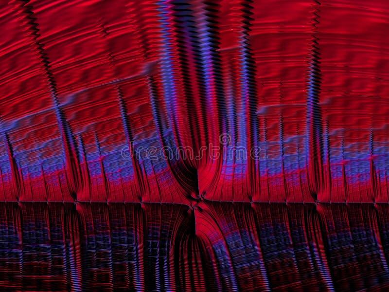 Imagens do Fractal multicoloridos ilustração do vetor