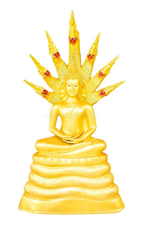Imagens tailandesas da Buda para os dias da semana foto de stock royalty free