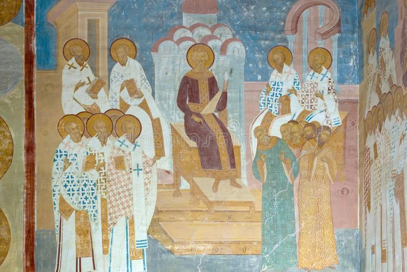 Images des saints photos stock