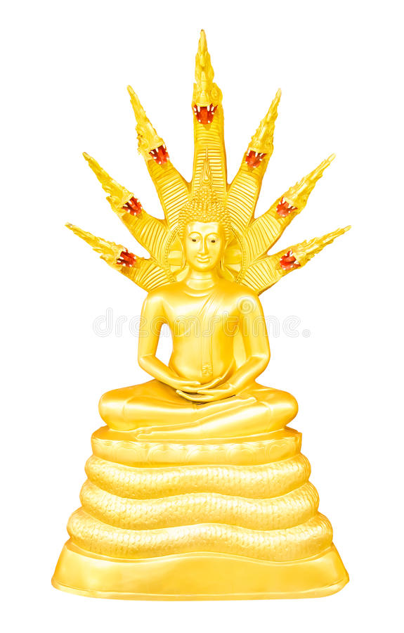 Images thaïlandaises de Bouddha pour les jours de la semaine photo libre de droits