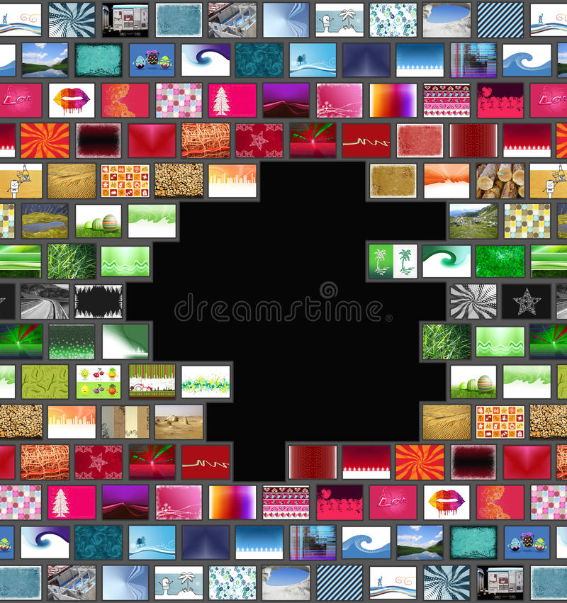 Images wall stock photos