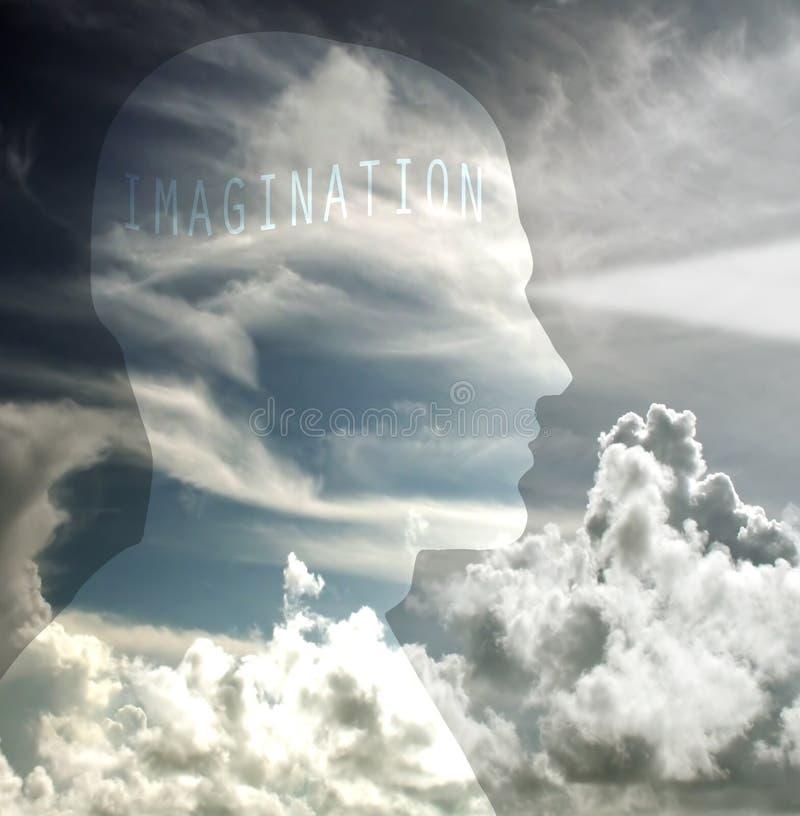 Download Imaginação ilustração stock. Ilustração de nuvem, invenção - 16862613