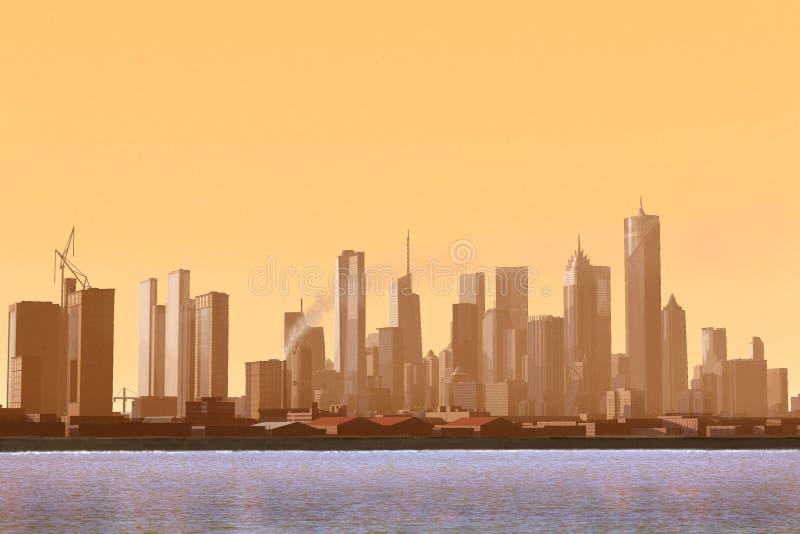 Imaginary city 36