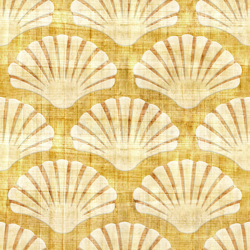 Imaginary Decorative Folding Fans - Interior Design Wallpaper Stock ...