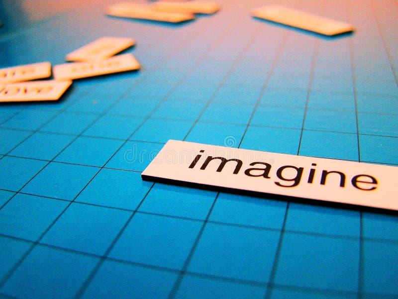 Imagine stock photo