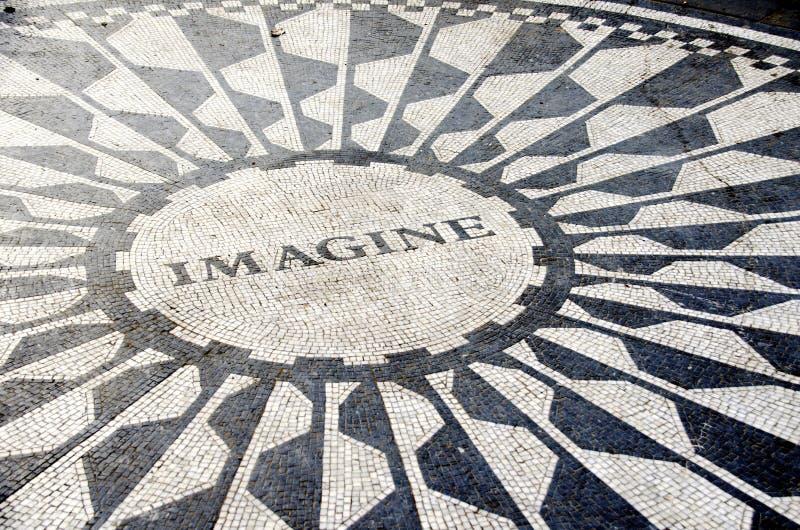 Imagine Circle stock photography