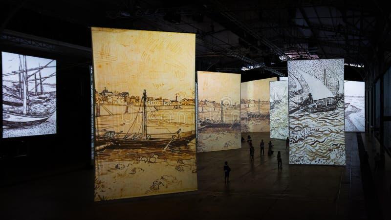 Imagine Van Gogh fotos de stock royalty free