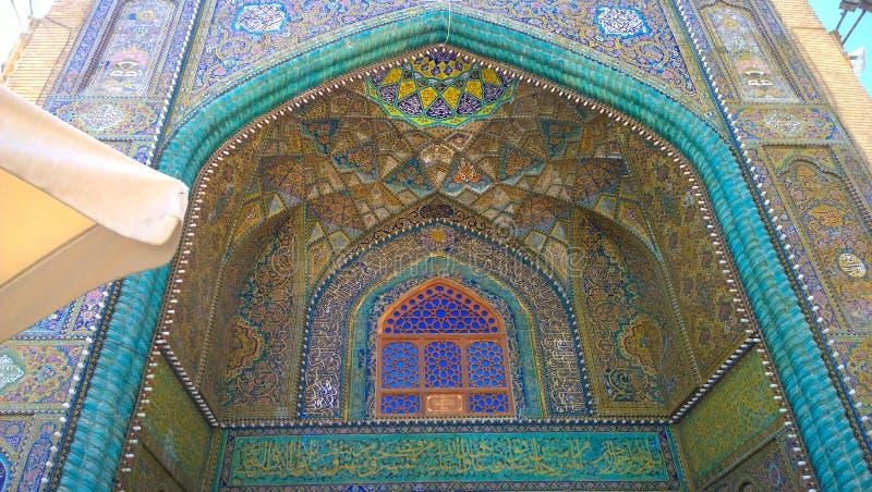 Maula Ali Shrine Wallpaper: Imam Ali Shrine Stock Image. Image Of Mutanabi, Iraqi