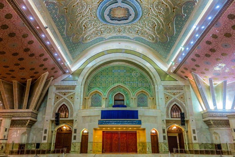 Imam Khomeini Shrine 06 di Teheran immagine stock