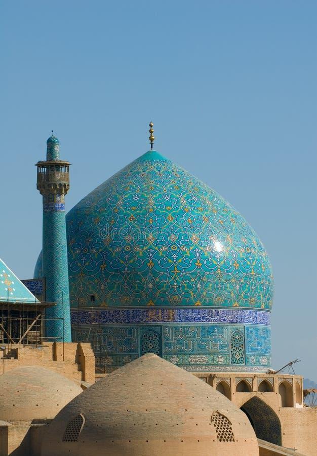 Imam Mosque, Isfahan, Iran royalty free stock photography