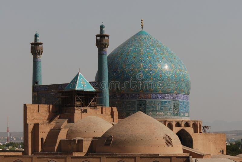 Non Muslim Perspective On The Revolution Of Imam Hussain: Imam Khomeini Mosque In Tehran Stock Photo