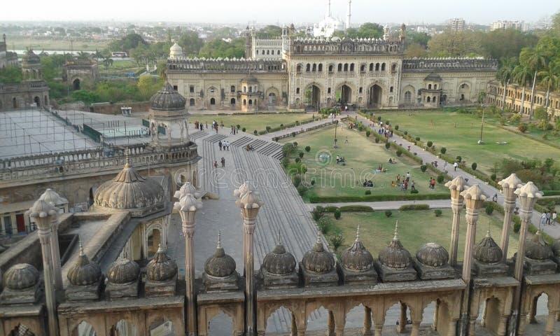 Imambada Lucknow fotografia stock