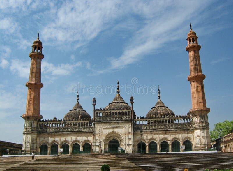 Imambada in Lucknow in India stock photo