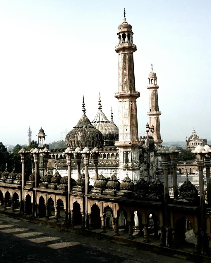 Imambara royalty free stock photography