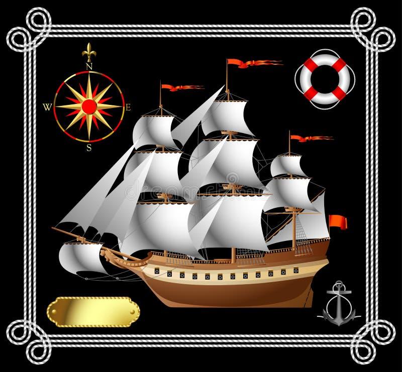 Imbarcazione di navigazione