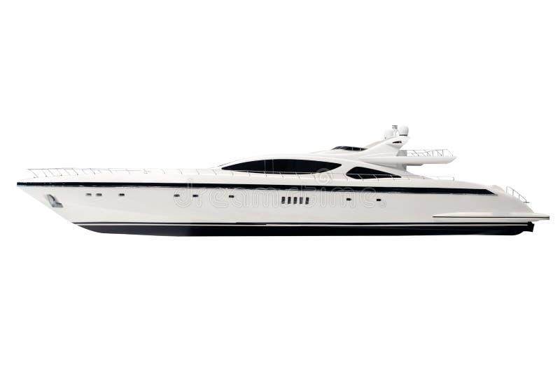 Download Imbarcazione a motore immagine stock. Immagine di piattaforma - 30830657