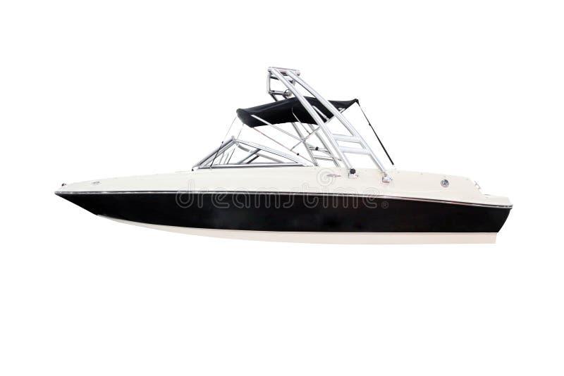 Download Imbarcazione a motore immagine stock. Immagine di bagnato - 30830661