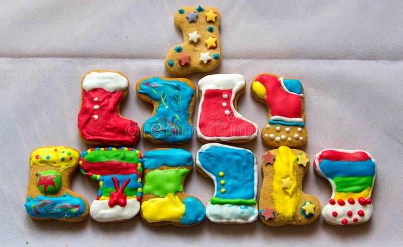 Download Imbirowi Chlebowi ciastka obraz stock. Obraz złożonej z mężczyzna - 106923063
