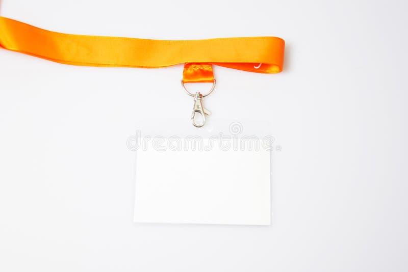 Imię odznaka obraz royalty free