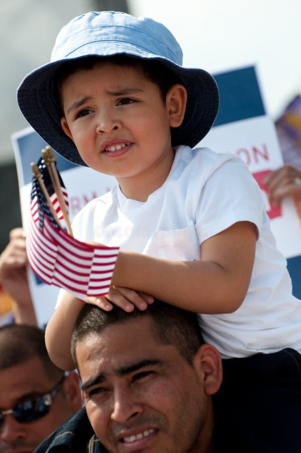 imigracja zlotny Washington obrazy royalty free
