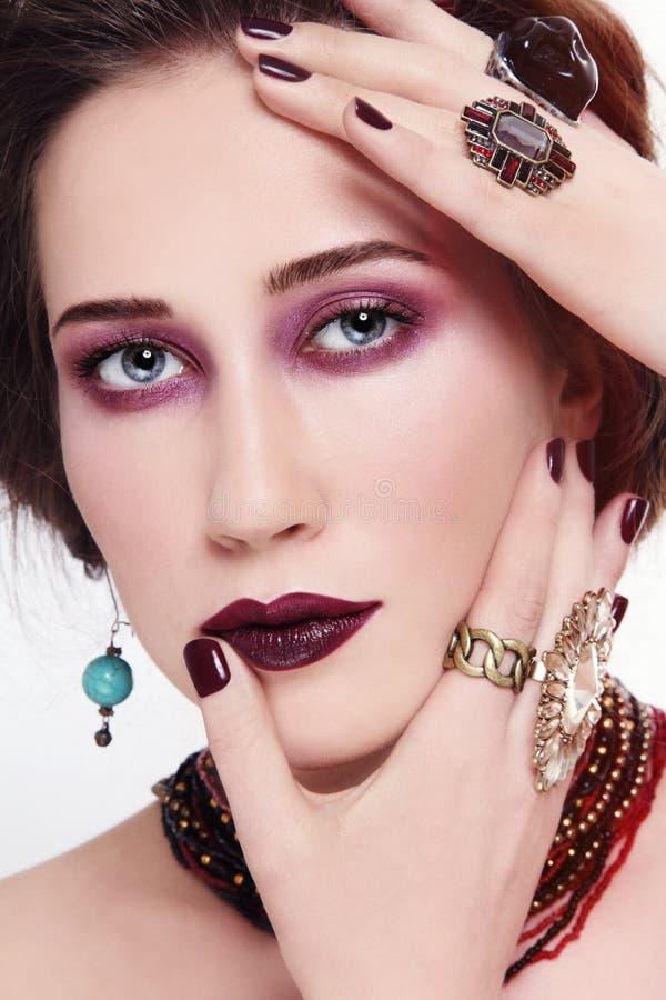 Imitaci biżuteria obrazy stock