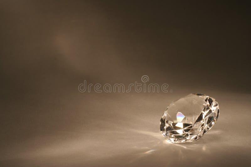 Imitatie van de diamant stock foto's